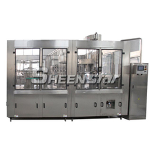 Fruit Juice Filling Machine