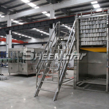 Tin Can Filling And Sealing Machine