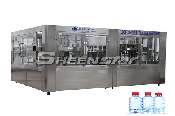 How to choose the best mineral water filling machine?